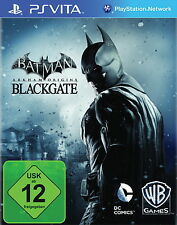 PS Vita juego Batman: Arkham Origins-Blackgate para PlayStation psv nuevo