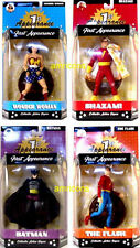 DC Comics First Appearance Series 1 Action Figure Set of 4 Batman Wonder Woman