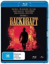 Backdraft (Blu-ray, 2010)