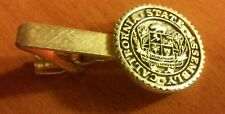 California State Assembly Seal Govenor Jerry Lewis Tie Tack Pin Clasp Polititian