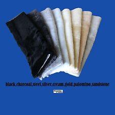 Genuine Real Australian sheepskin fabric material 1 piece only
