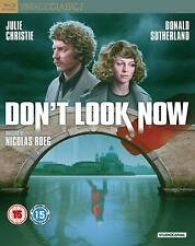 DON'T LOOK NOW di Nicolas Roeg 2xBLURAY in Inglese NEW .cp