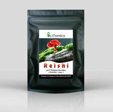 Fungo Reishi Estratto 50g (30% polisaccaridi), supporta la funzione immunitaria