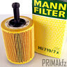 Mann Filter HU719/7X Filtro Olio VW Golf IV V VI Bora Caddy Passat Polo Touran