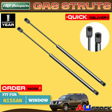 2x For Nissan Pathfinder R50 Series 1998 1999 2000-2004 Rear Window Gas Struts