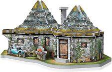 Wrebbit 3D - Hagrid's Hut 3D Jigsaw Puzzle – 270-Piece
