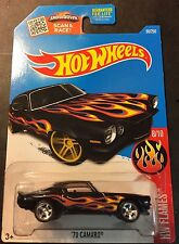 Hot Wheels Super CUSTOM  70 Camaro with Real Riders