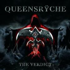the verdict QUEENSRYCHE 2 CD EXTRA 9 SONGS LIVE CD AND MORE