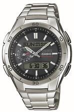 Casio Herren Funkuhr WVA-M650D-1AER Solar Armbanduhr
