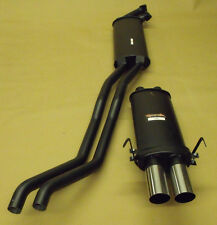 """BMW 325i E30 (85-88) SPORTEX Performance Exhaust System - Twin Jap 3"""" Tailpipes"""