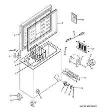 NEW OEM GE Chest Freezer PTC DEVICE WR87X26404