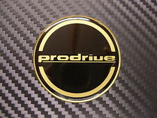 Prodrive - 555 Subaru Impreza Series Mcrae (55mm) Gel wheel centre decals   x 4