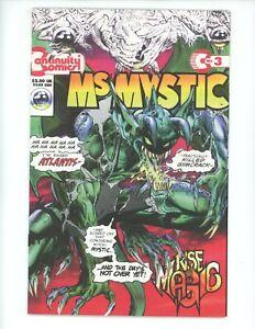Ms. Mystic #3, NM+, 1993 Continuity Comics