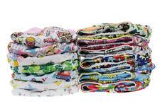 Patterned Waterproof Reusable Baby Cloth Diaper Nappy Wet Dry Bag