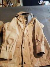 Cabela's Gore-Tex Women's Winter Coat Beige Size Small S