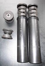 Stoßdämpfer-Anschlagpuffer + Staubschutz Nissan Micra III K12 bds. gut erhalten