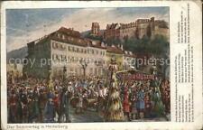 41588533 Heidelberg Neckar Sommerfest Schloss Heidelberg