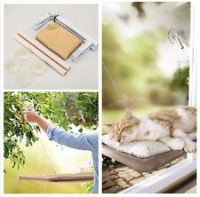 Sunny Seat Cat Resting Seat Space Saving Window Mounted Washable Cover Bed  LG