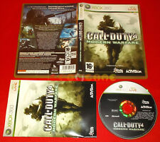 CALL OF DUTY 4 MODERN WARFARE XBOX 360  Versione Italiana 1ª Ed ○ COMPLETO - AI