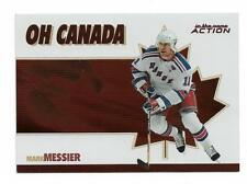 2003-04 ITG ACTION OH CANADA # 0C-7 MARK MESSIER !!