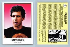 Steve Rude #9 Famous Comic Book Creators 1992 Eclipse Trading Card