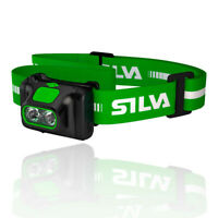Silva Mens Scout X Headlamp - Green Sports Running Outdoors Lightweight