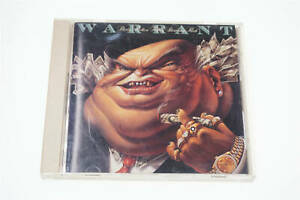 WARRANT DIRTY ROTTEN FILTHY STINKING RICH 25DP 5378 JAPAN CD A12995