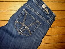KUT FOR THE KLOTH FARRAH BABY BOOTCUT DENIM JEANS SIZE 8
