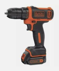 Black & Decker BDCDD12C 12V Max Cordless Lithium Drill/Driver