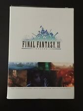 Sony PS2 Final Fantasy XI Online  COMPLETE Game + Manual + Cover brand new