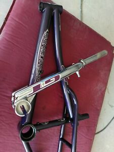 1999 GT performer Frame and Pacman Fork