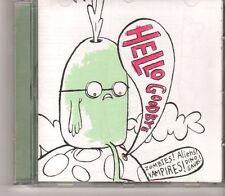 (GA704) Hello Goodbye, Zombies! Aliens! Vampires! Dinosaurs! - 2007 CD