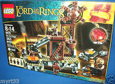 LEGO 9476 THE ORC FORGE Lord of the Rings new in sealed box Retired Target Excl.