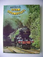 Steam Locomotives 1974 Eisenbahn Lokomotive
