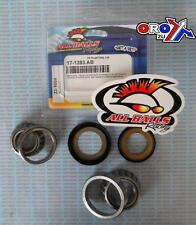 All Balls Steering Head Bearing Kit Kawasaki Yamaha KX 125 250 82-91 YZ 490