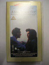 A ROOM WITH A VIEW [1985] VHS – Merchant Ivory – Maggie Smith, Judi Dench