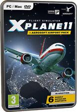 X-plane 11 & Aerosoft Airport Collection PC Game