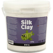 Silk Clay®, Weiß, 650g