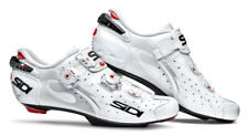 SIDI Wire Carbon White SP Road Cycling Shoes Size EUR 40 (US 7)