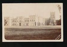 Dorset MILTON Abbey pre1919 RP PPC local publisher T.Nesbitt