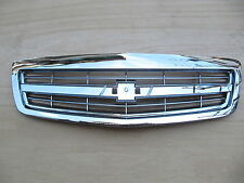 CHEVY CAPRICE PPV Holden WM Statesman Fully CHROME 2011-14 GRILLE  NO EMBLEM!!