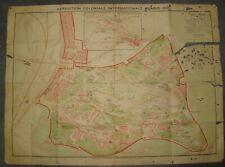 MAP exposition coloniale internationale paris 1931, Nouveau Paris Monumental