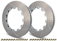 Girodisc 2 Piece Front Rotor Ring Replacements For Nissan R35 GT-R