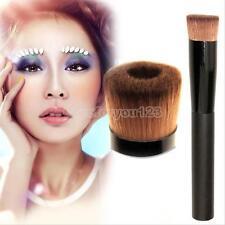 Pro Cosmetic Makeup Soft Brush Liquid Powder Foundation Concave Face Brush Tool