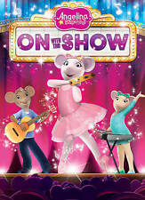 Angelina Ballerina: On with the Show (DVD, 2014) SEALED