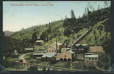 CA Shasta County LITHOGRAPH 10's AFTERTHOUGHT SMELTER by Pacific Novelty No.768