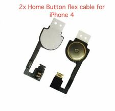 2 Pieces iPhone 4 home button flex cable!
