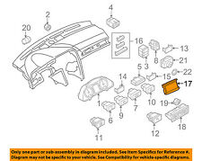 AUDI OEM 07-09 Q7 PDC Backup Reverse Parking Park-Display Indicator 8T0919603C