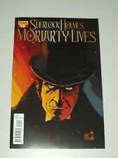SHERLOCK HOLMES MORIARTY LIVES #1 DYNAMITE COMICS NM (9.4)
