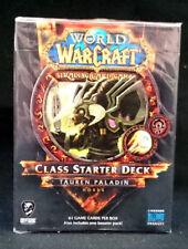 World of Warcraft WoW 2013 Horde Tauren Paladin Class Starter Deck SEALED!!^